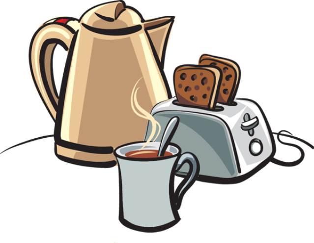Free cliparts download clip. Clipart coffee toast