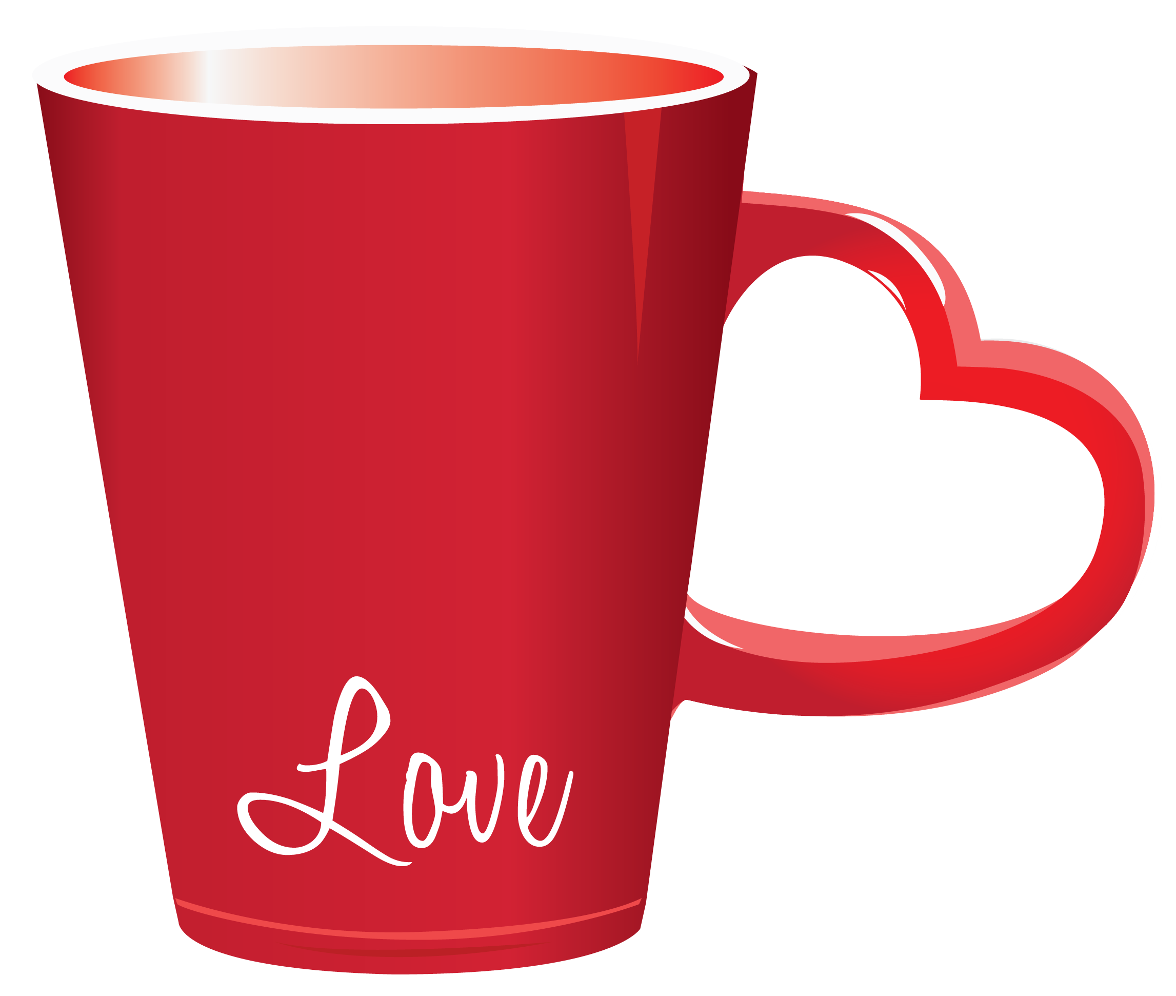 Clipart hearts tea cup. Red valentine love png