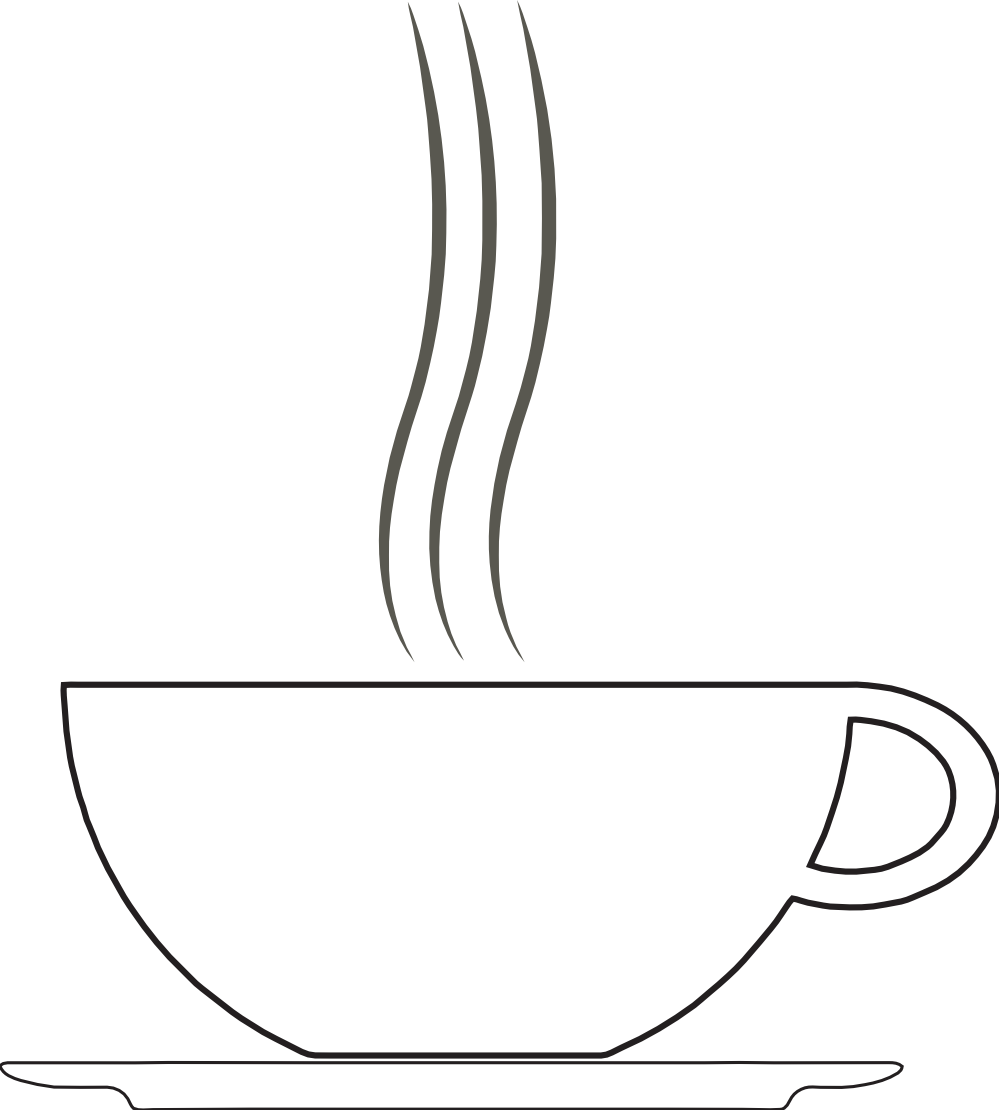 Clipart coffee vector. Clip art tikigiki misc