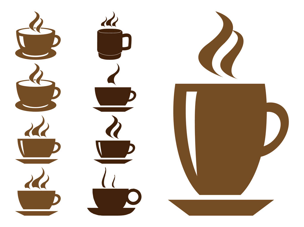 Free coffee download clip. Cup clipart vector