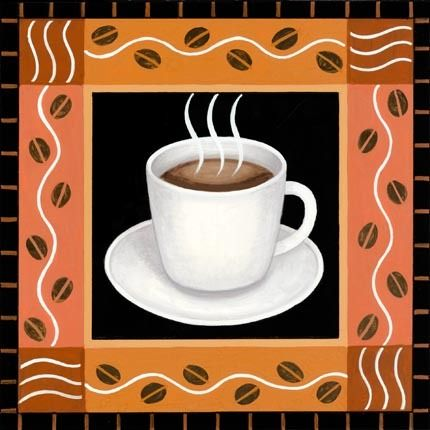 Clipart coffee wine. Single black art