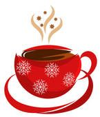 Free download clip art. Winter clipart coffee