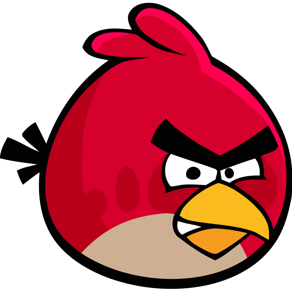 Mad clipart cross. The red bird is