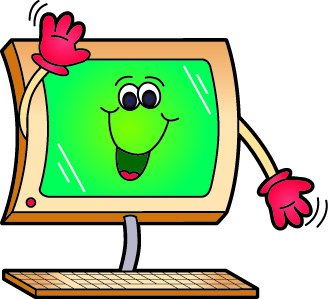 Free computer images download. Computers clipart animated