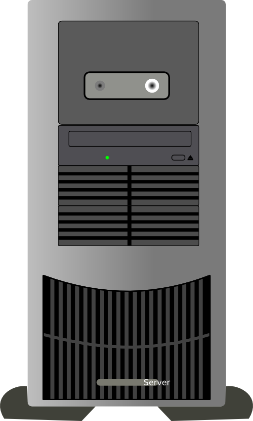 Pc clipart desktop tower. Computer i royalty free