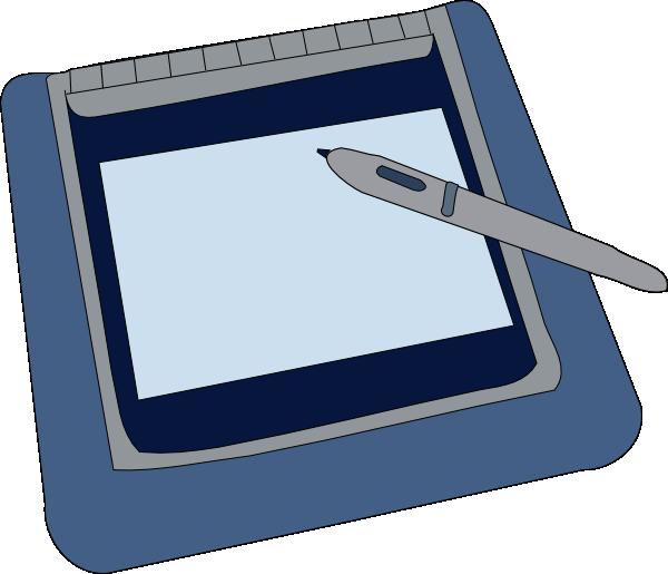 Tablet Clip Art at Clker