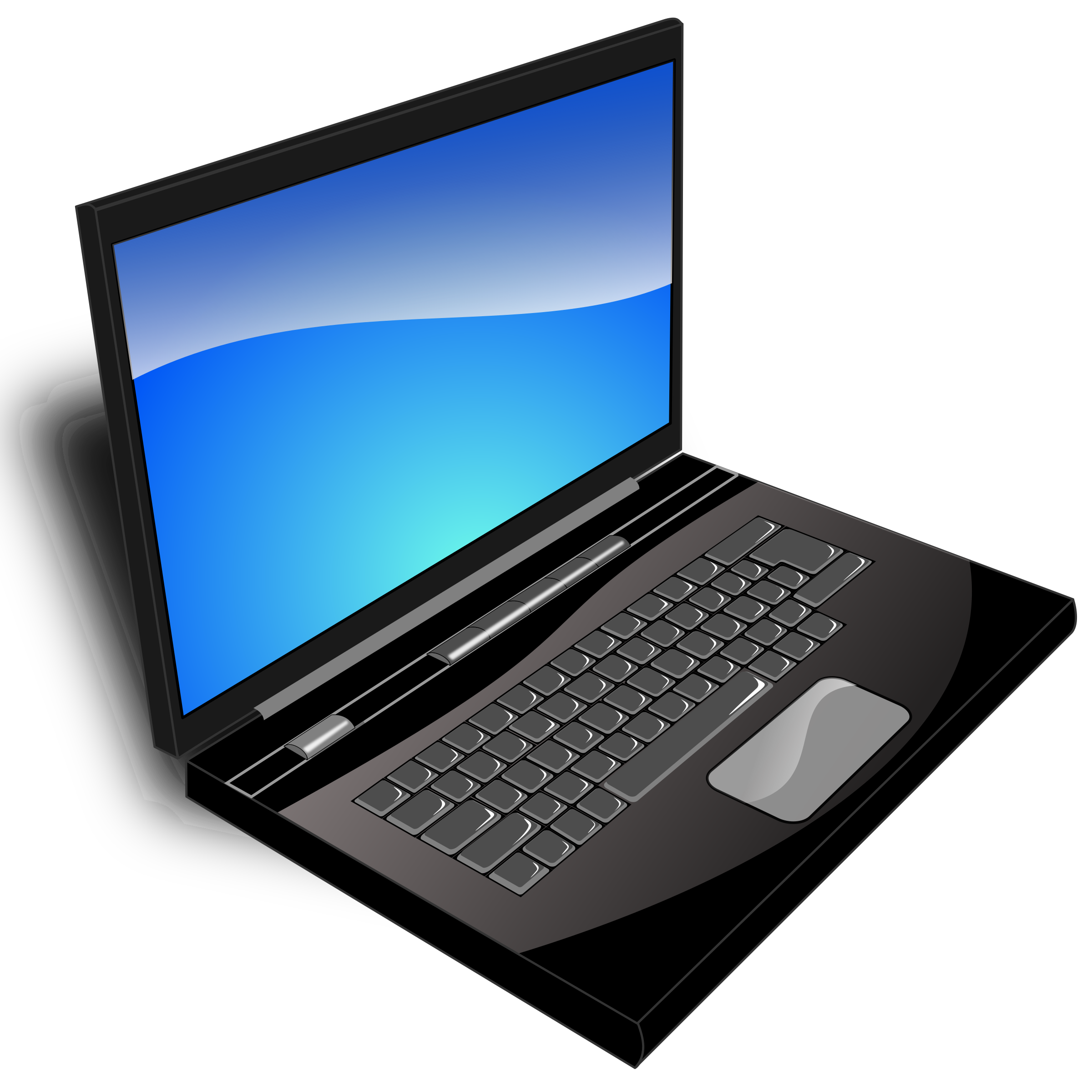 collection of transparent. Electronics clipart laptop