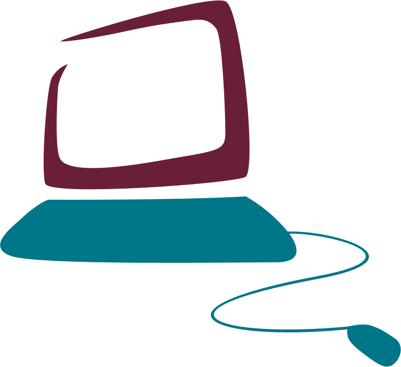 Clipart computer clip art. User free download best