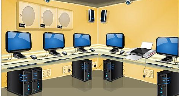 Free room cliparts download. Computer clipart computer lab