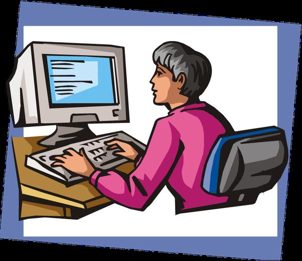 Receptionist data entry clerk