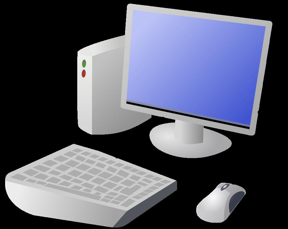 Clip art for teachers. Clipart computer computer workstation