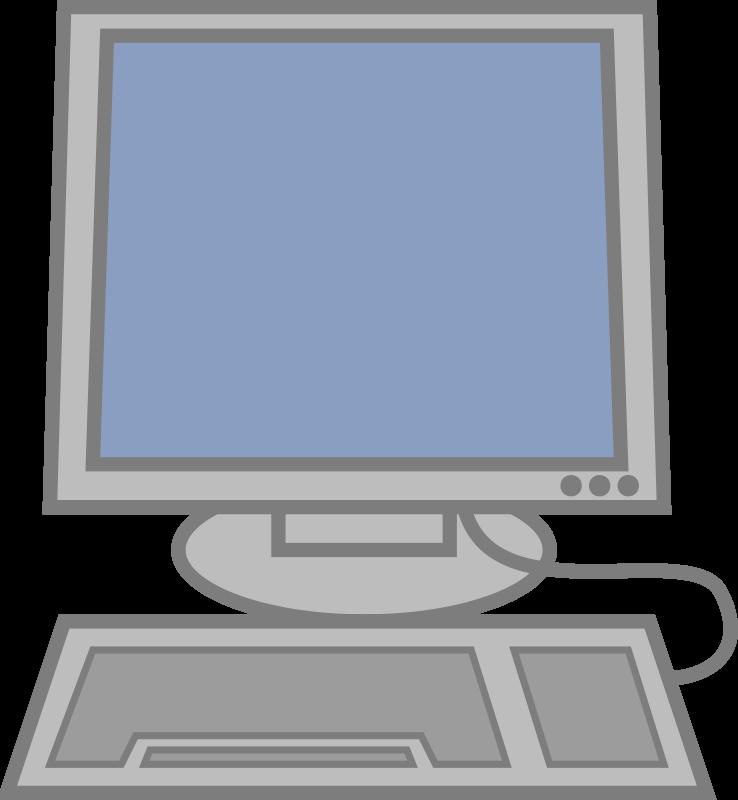 Medium image png . Clipart computer computer workstation