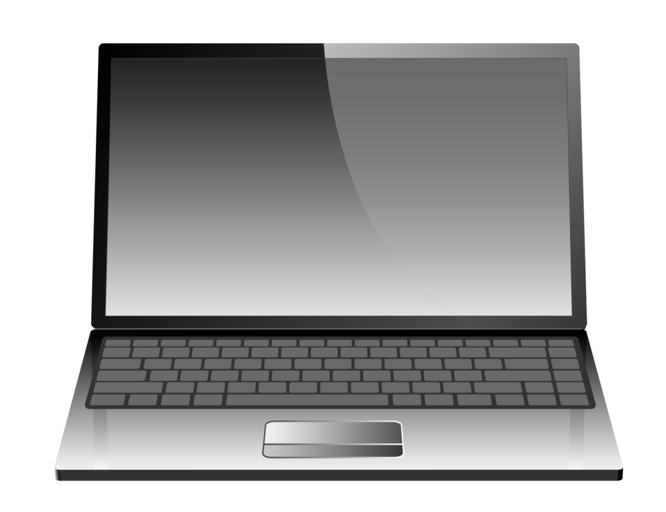 Technology clipart laptop. Public domain clip art