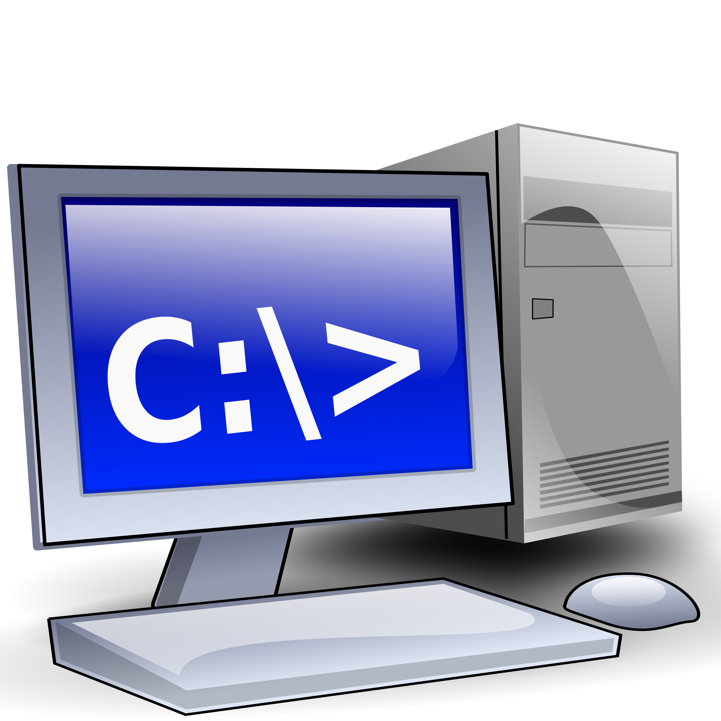 Pc clipart thin client. Computer big image png