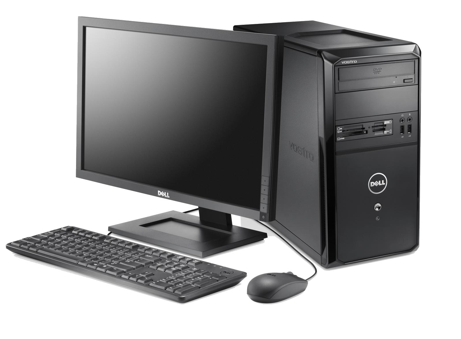 Clipart computer desktop computer. Pc transparent png image