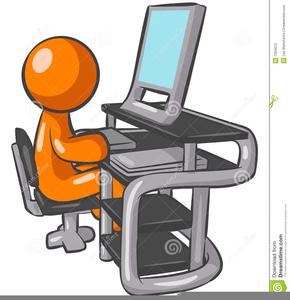 Programer free images at. Clipart computer developer