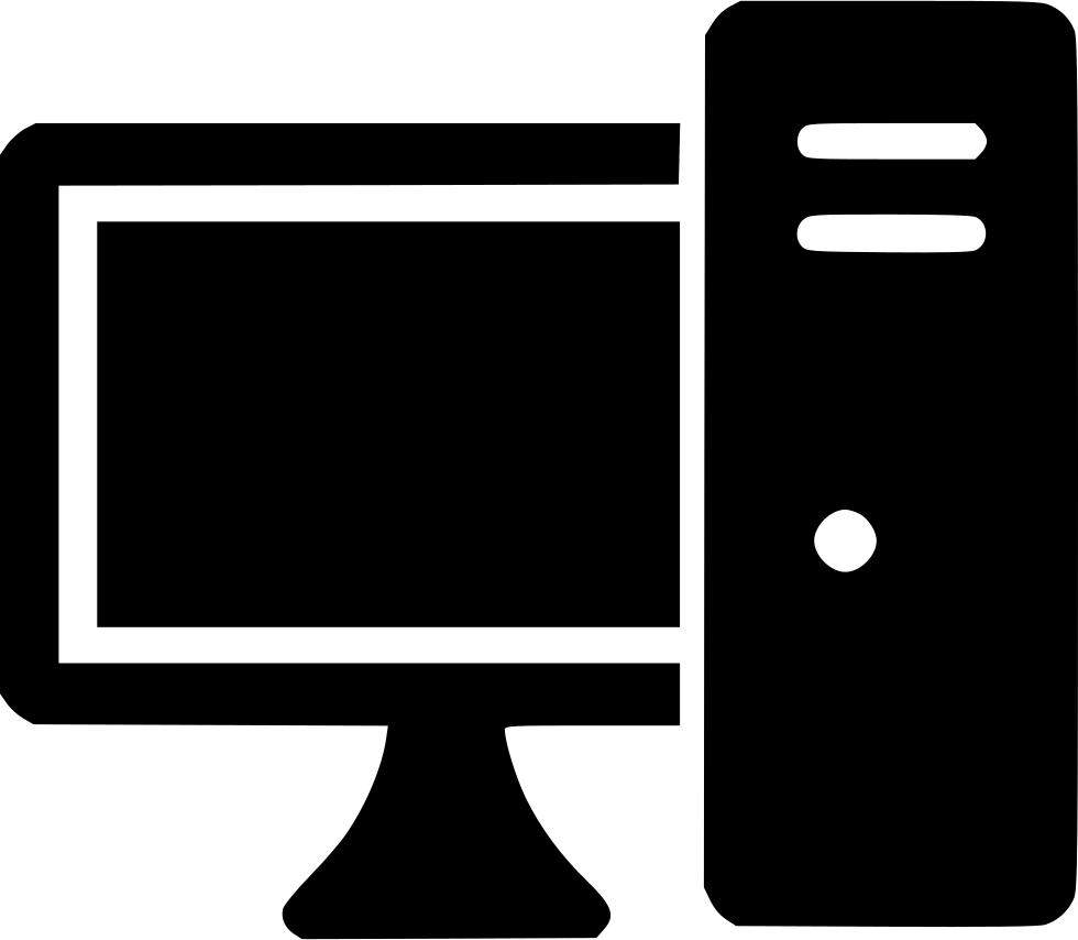 Clipart computer encoder. Workstation svg png icon