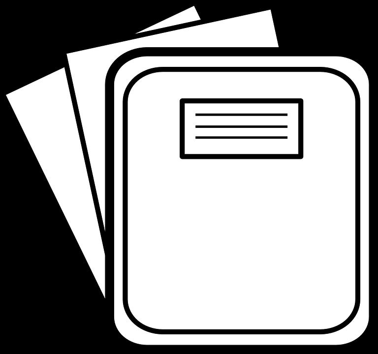 Filing folders with. Folder clipart paperwork