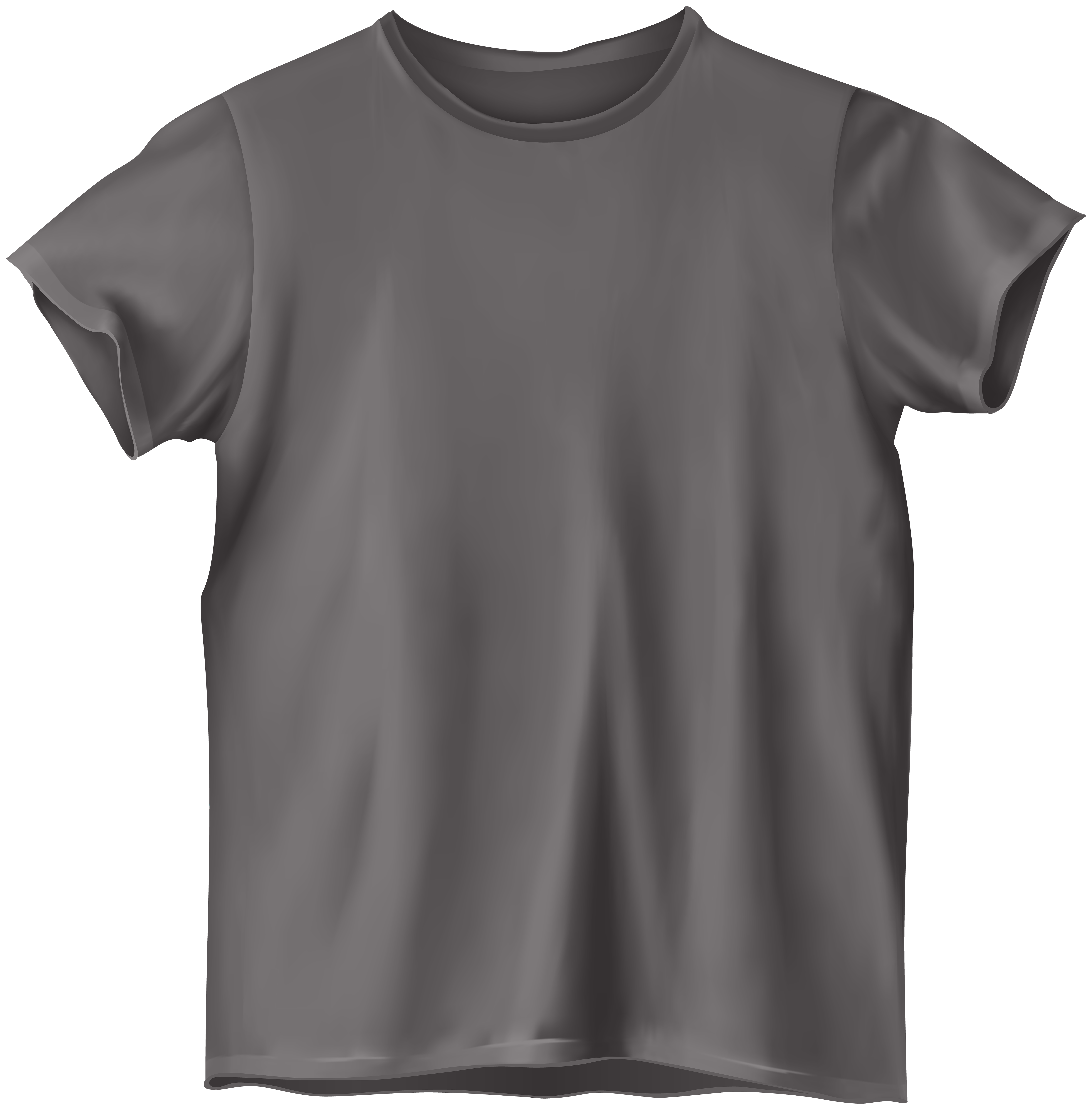 Grey t shirt png. Clipart road top view