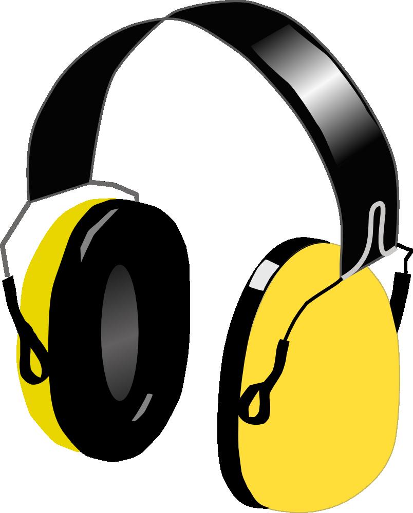 Headphone child music