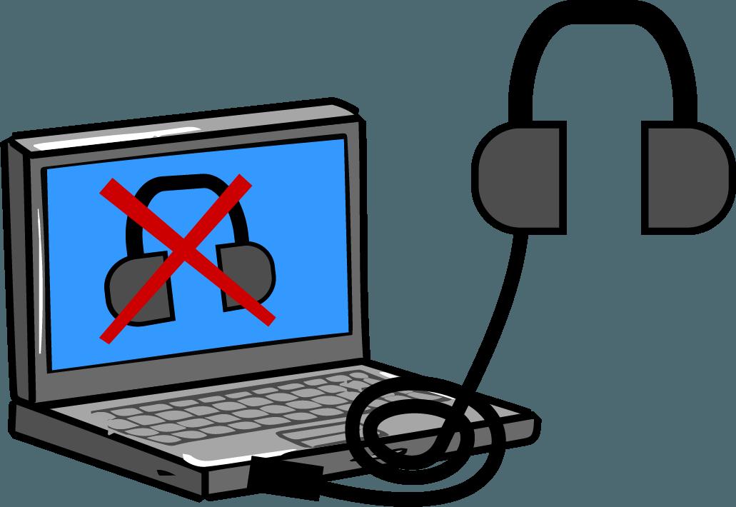 Laptop repair nerds on. Technology clipart broken