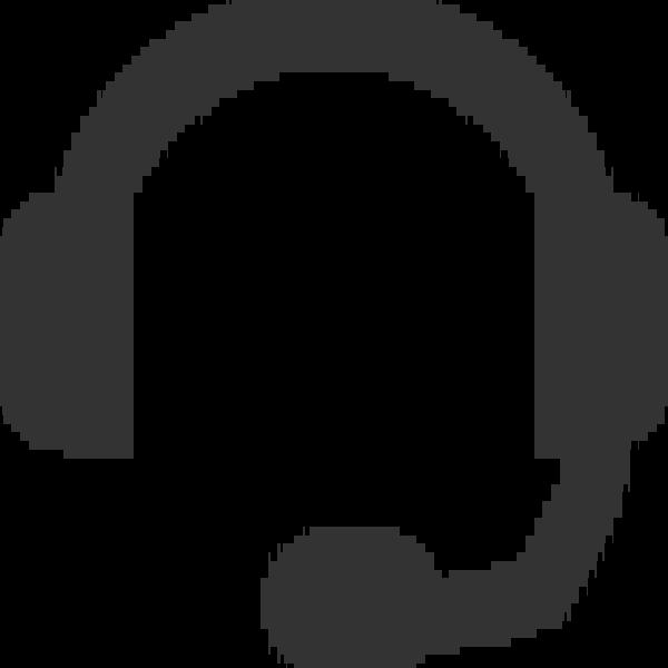 Green clipart headphone. Headset panda free images