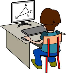 Clip art library . Computer clipart homework