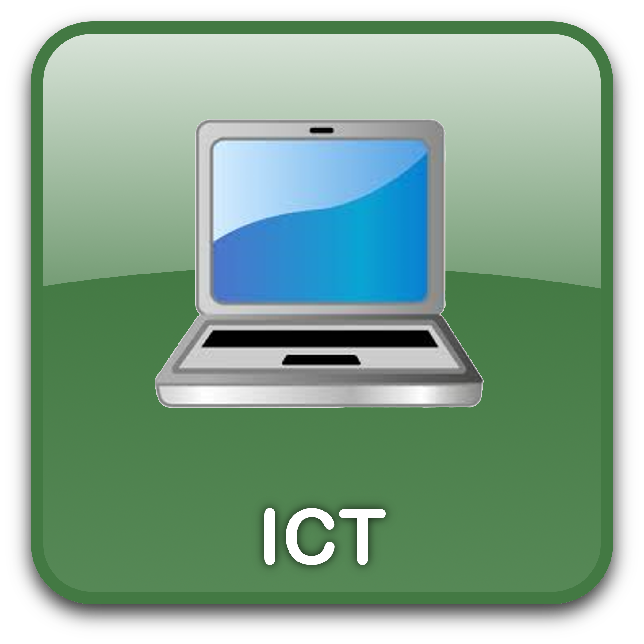 Information communication technology i. Computers clipart ict