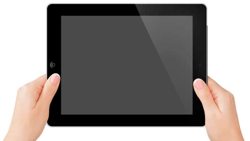 collection of ipad. Hands clipart computer