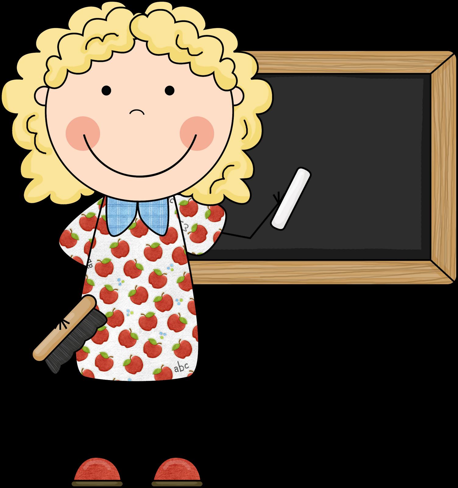 Kindergarten Teacher Clip Art