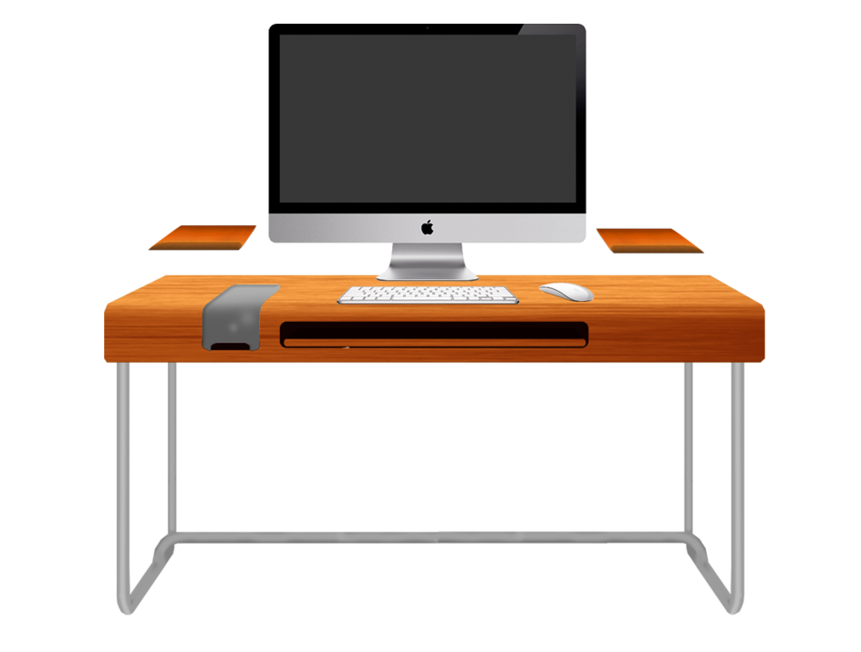Wonderful computer desk on. Furniture clipart home decor