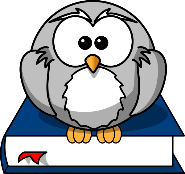 Owl smaller clip art. Eyebrow clipart nice