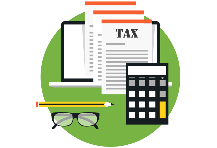 Want clipart tax.  collection of payroll