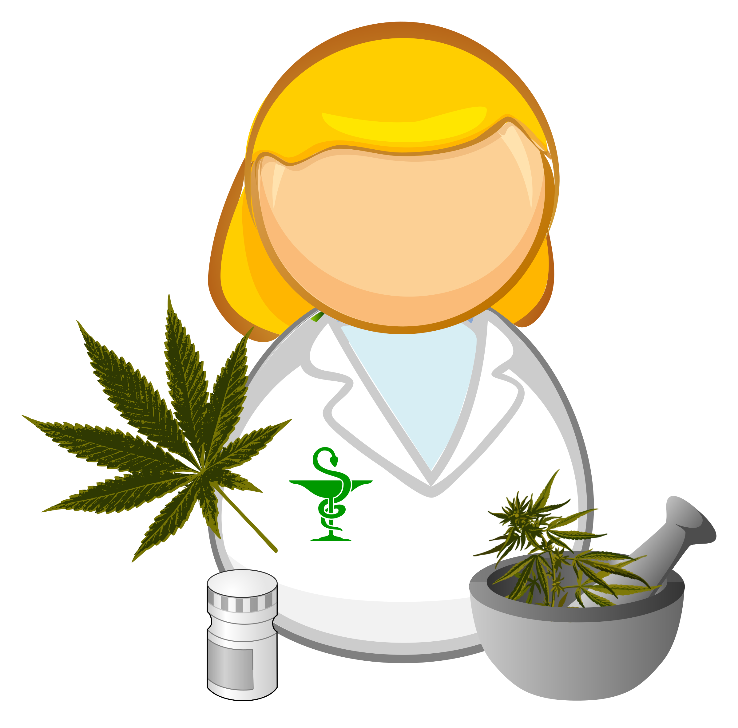 Medical cannabis icons png. Clipart computer pharmacist