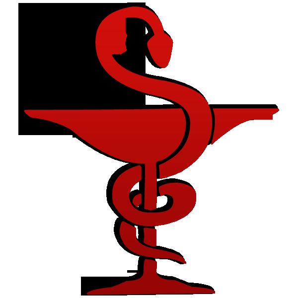 Pharmacy symbol hygeia image. Computer clipart pharmacist