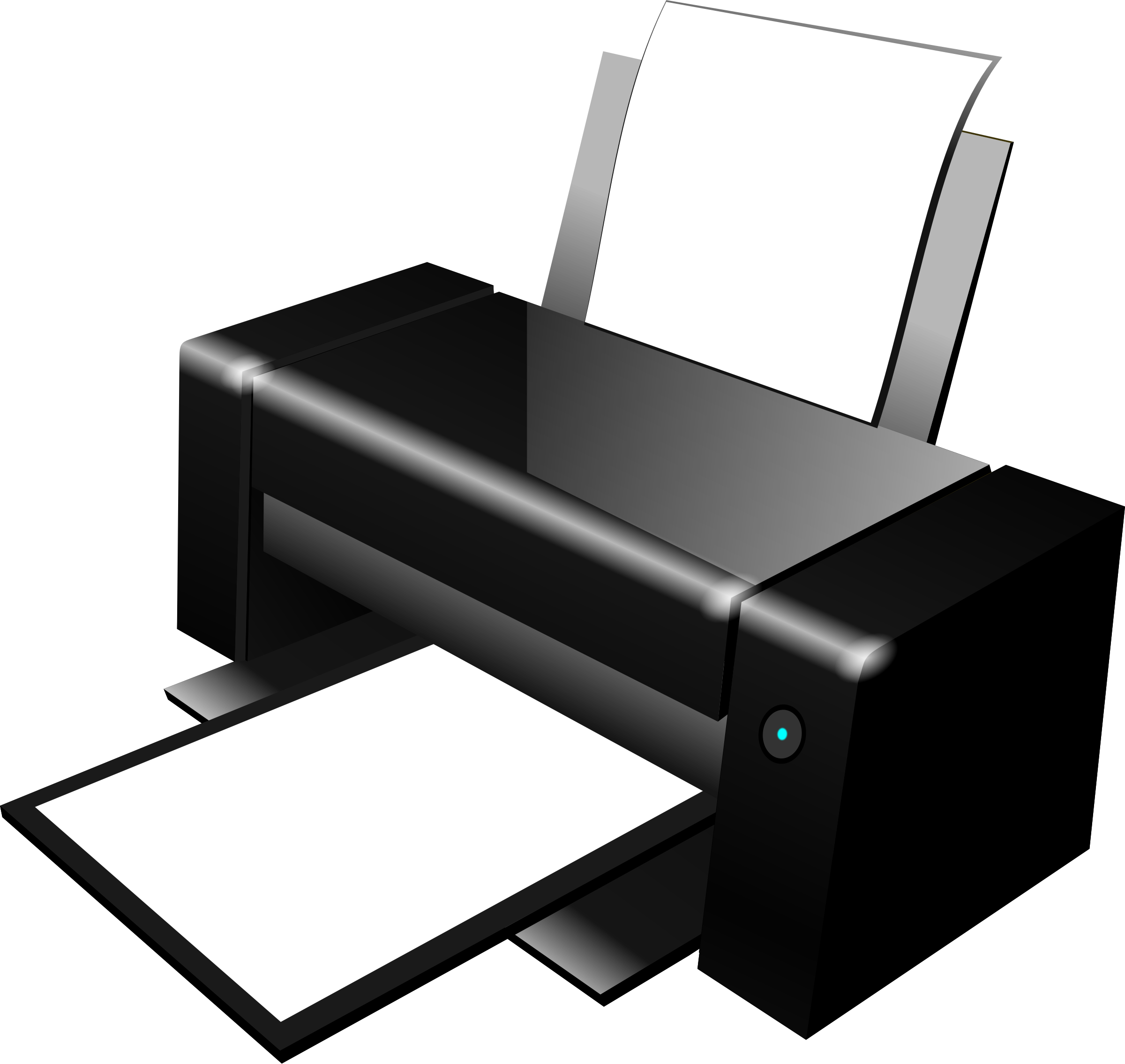 Computer clipart plotter. Printer png images free