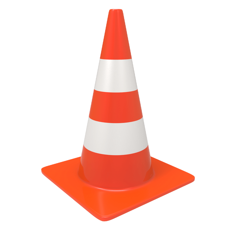 Cone road graphics illustrations. Milk clipart surface tension