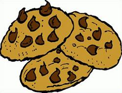 Clipart cookies. Free cookie