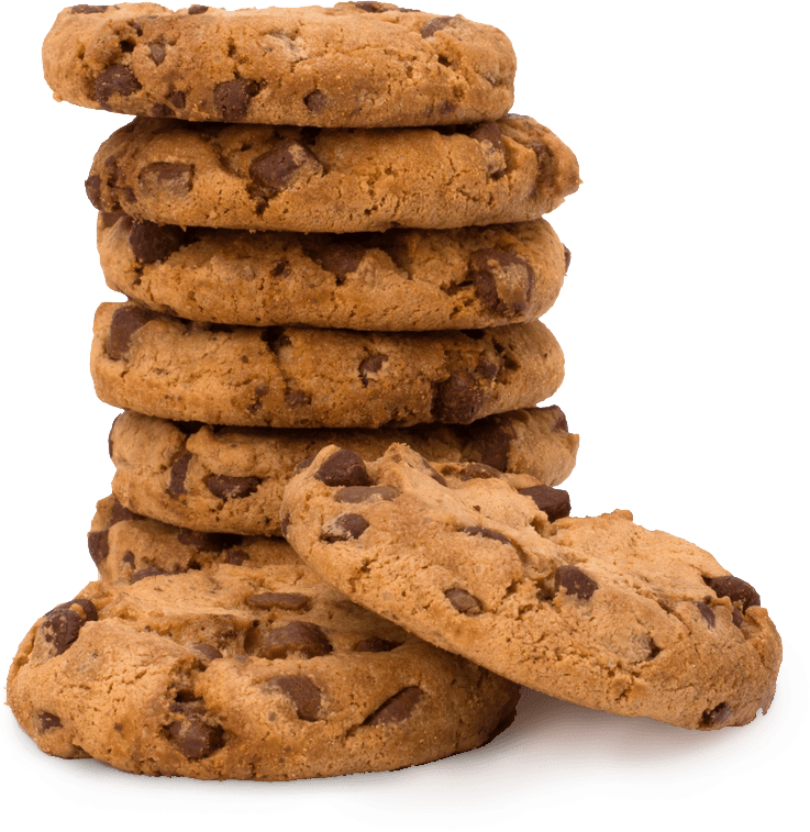 Plate clipart chocolate chip cookie. Png transparent images all