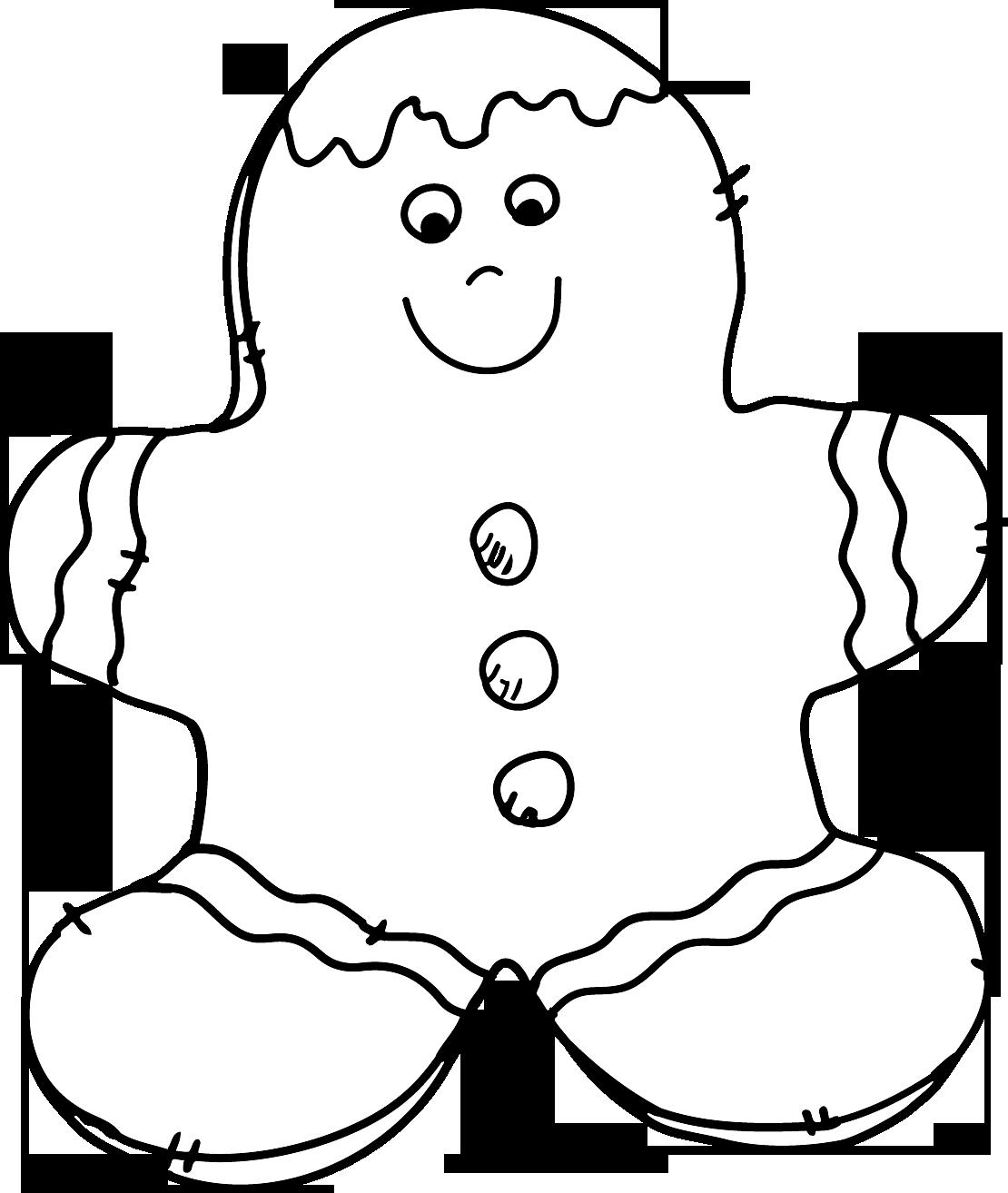 Fox clipart gingerbread man. Christmas cookies clip art