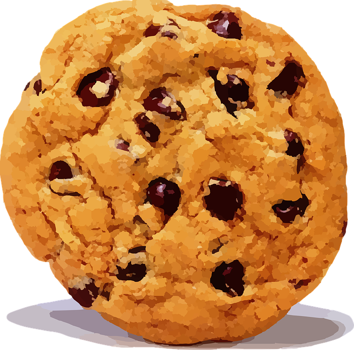 Cookies png hd transparent. Plate clipart chocolate chip cookie