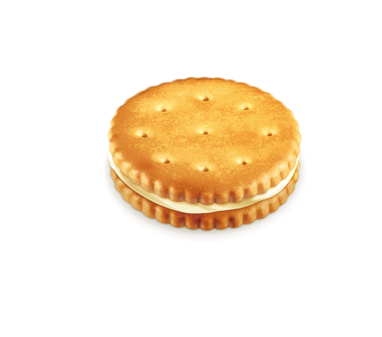 Chocolate chip cookie custard. Desserts clipart egg pie