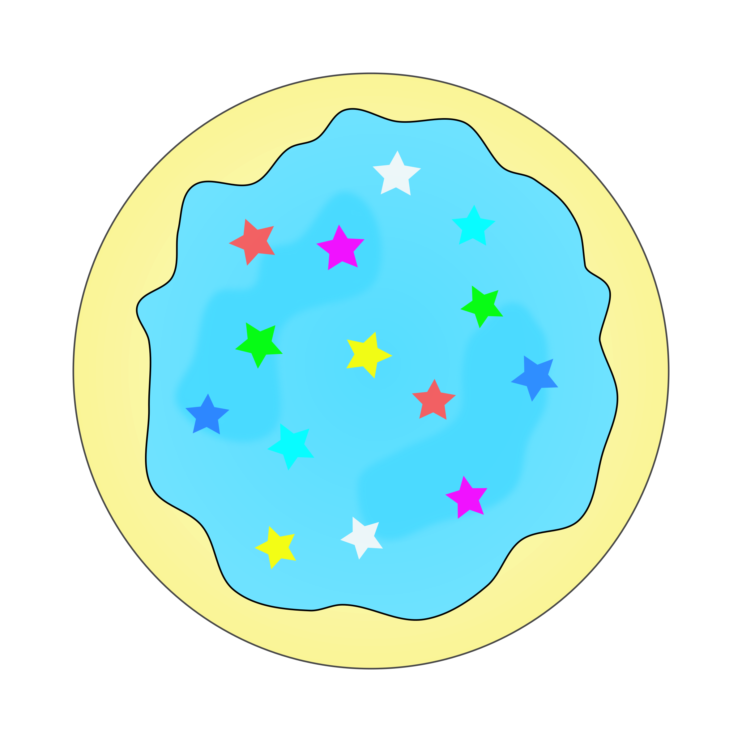 collection of sprinkle. Cookies clipart round cookie