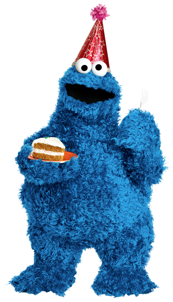 Number 1 clipart cookie monster. Cute stuff pinterest
