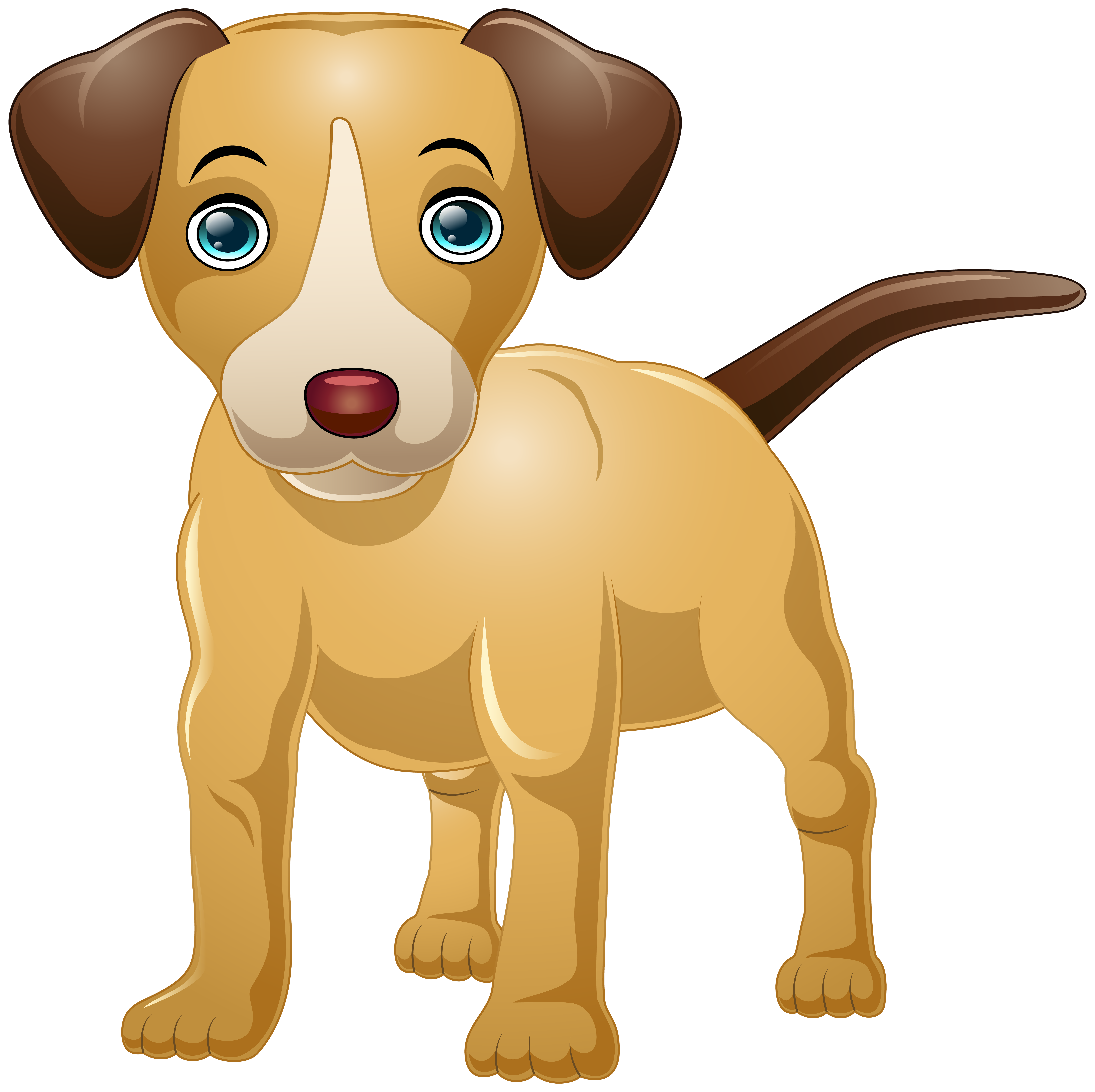 Clipart rose dog. Cartoon png clip art