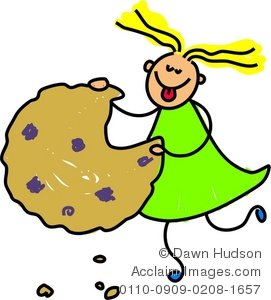 Clipart cookies eaten cookie. Graphics free download best