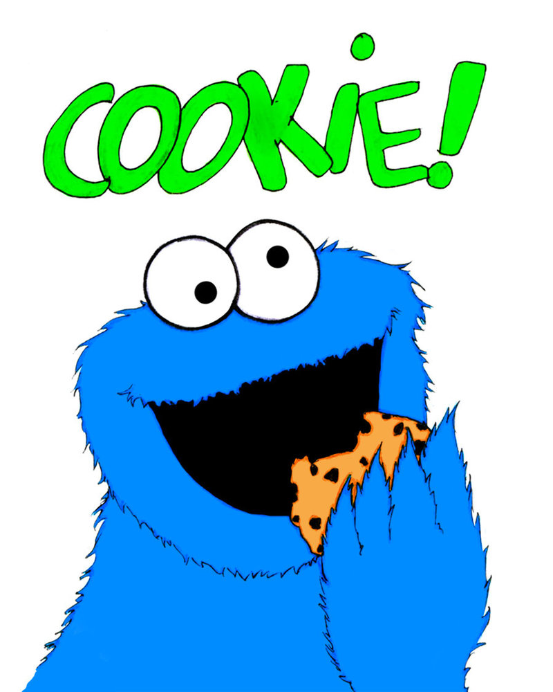 Clipart cookies eaten cookie. Free eating cliparts download
