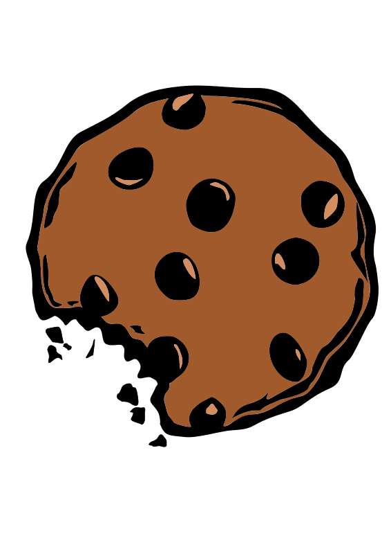 Who stole the from. Clipart cookies eaten cookie