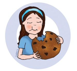 Free eating cliparts download. Clipart cookies eaten cookie