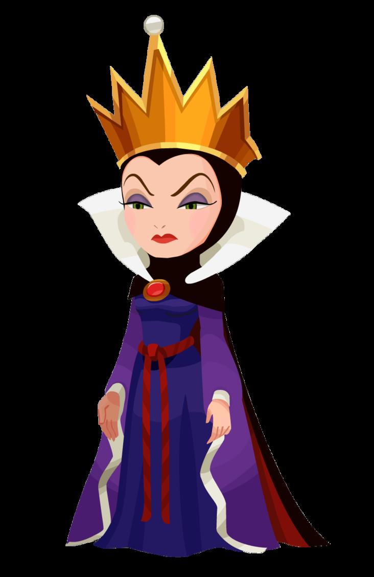 Queen clipart old queen. Evil khx render png